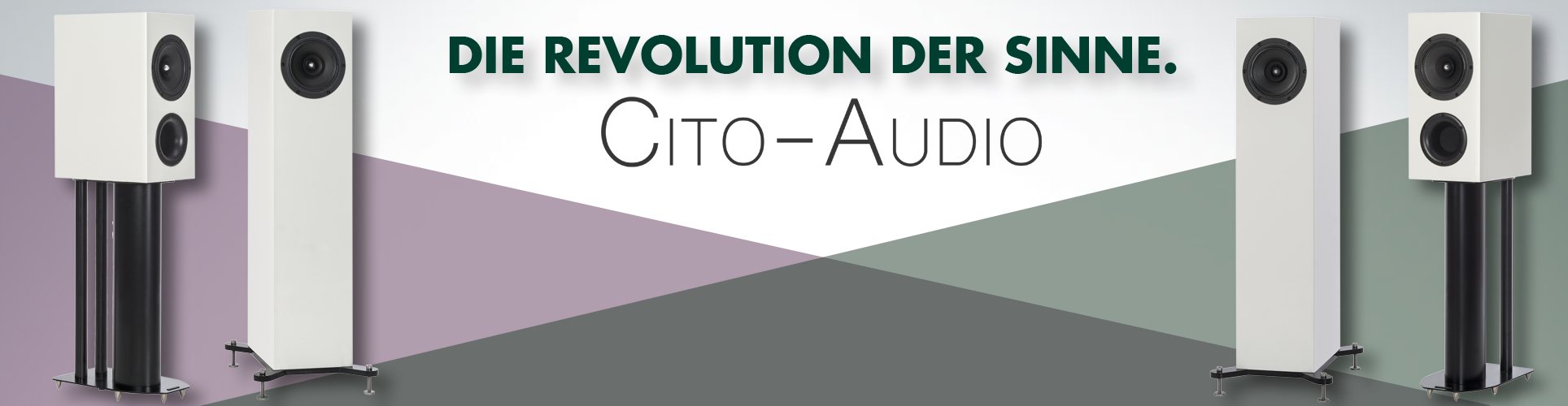 Neu bei Bosse Technik & Design: CITO-Audio.